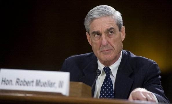 Foto: Robert Mueller, fiscal especial, 23 marzo 2109