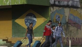 Temer anuncia intervención en Roraima por crisis migratoria