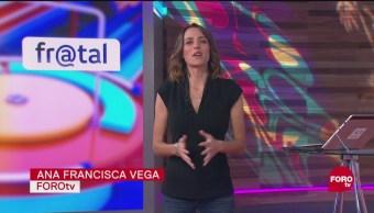 Fractal: Programa del 2 de diciembre de 2018