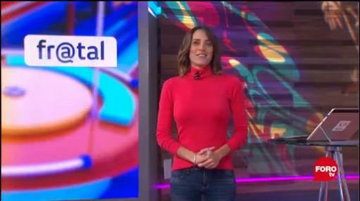 Fractal: Programa del 9 de diciembre 2018