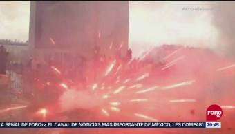 Francia Enfrenta Ola Protestas Chalecos Amarillos