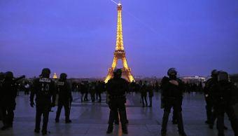 Francia refuerza la seguridad en Nochevieja
