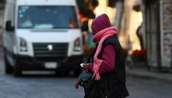 Cuarta Tormenta Invernal y frente frío 20