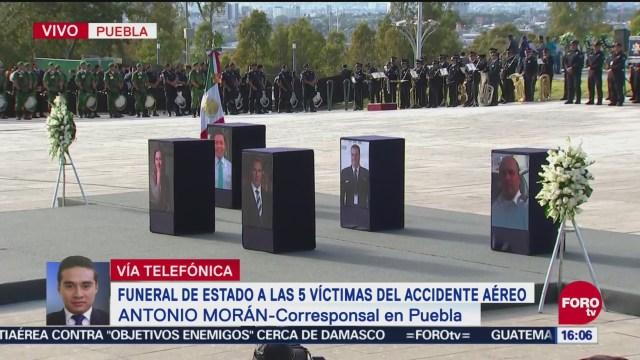 Fuerte Dispositivo Seguridad Funeral Erika Alonso Moreno Valle