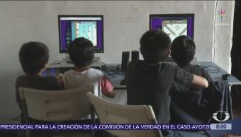 Fundación Renacimiento rescata a niños de las drogas en Tepito