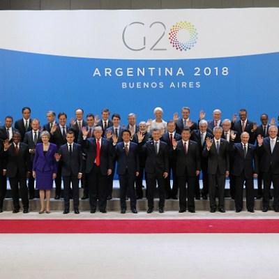 G20 se compromete a aprovechar nuevas tecnologías para impulsar productividad