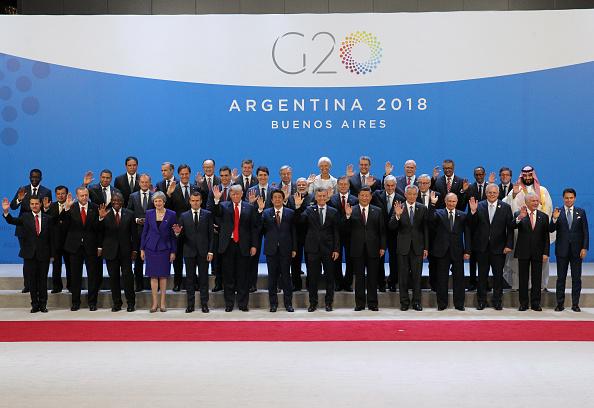 G20 se compromete a aprovechar nuevas tecnologías