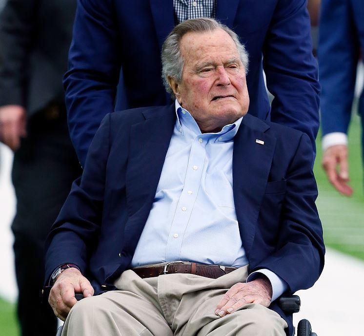 Gobierno mexicano lamenta fallecimiento de George H. W. Bush