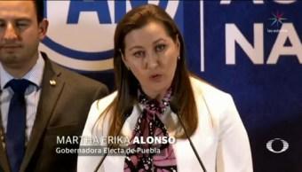 Gobernadora Electa Puebla Critica Proyecto Anular Elección