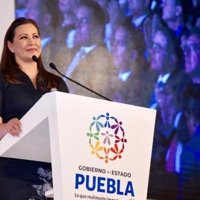 Martha Erika Alonso fue la primera mujer gobernadora de Puebla