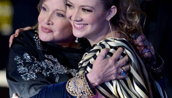 Hija de Carrie Fisher honra a su madre a 2 años de su muerte