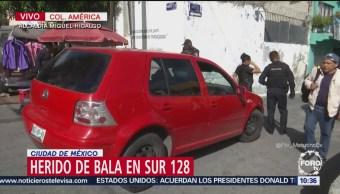 Hombre es baleado en colonia América de Miguel Hidalgo, en CDMX