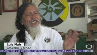Indígenas mayas piden información sobre proyecto del Tren Maya