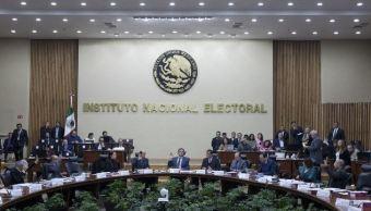 ine pide diputados reconsiderar recorte afectaria elecciones de 2019 advierte