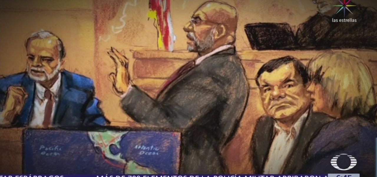 Juicio Chapo: Cártel de Sinaloa compraba cocaína a las FARC