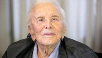 Kirk Douglas cumple 102 años este 9 de diciembre