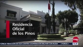 La Historia de Los Pinos