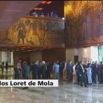 Próximo Gabinete de AMLO inicia recepción de comitivas para toma de protesta