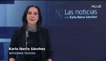 Las Noticias, con Karla Iberia: Programa del 20 de diciembre de 2018