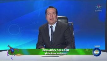 Las noticias con Lalo Salazar en Hoy del 20 de diciembre del 2018