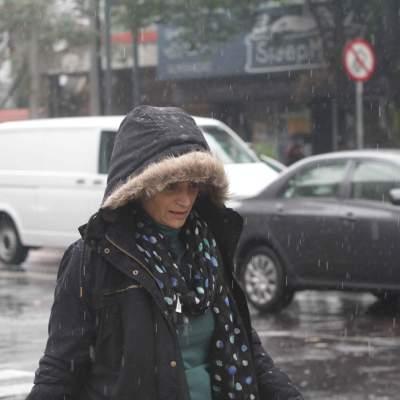 Frente frío 14 provoca lluvias en Campeche y Tabasco