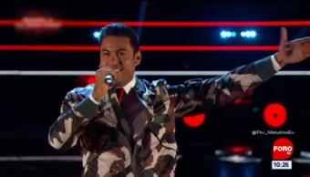 #LoEspectaculardeME: Carlos Rivera habla del éxito de 'La Voz México'