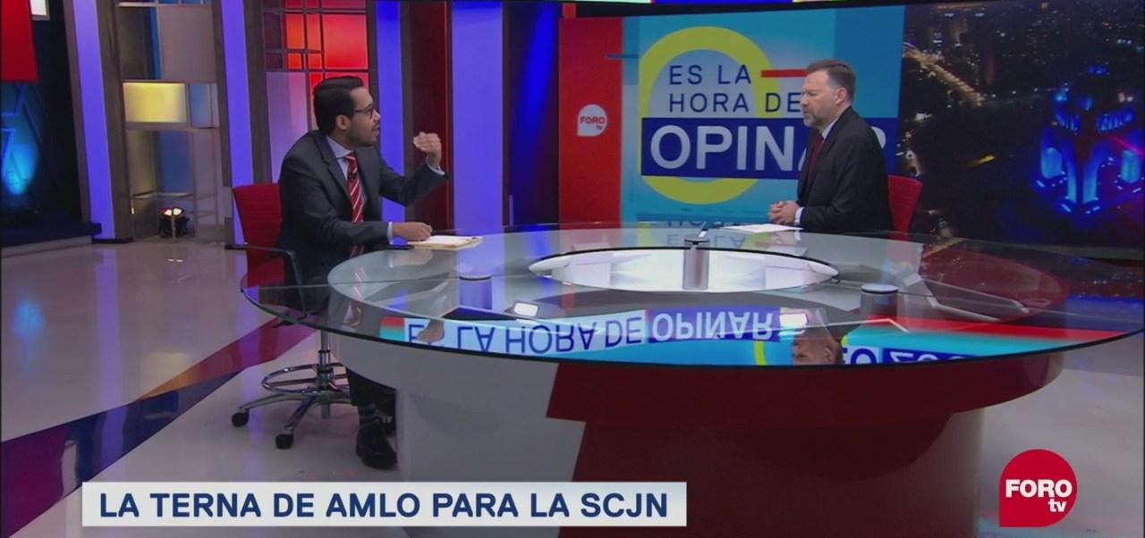 Candidatos Suprema Corte De Justicia Cercanos A Morena