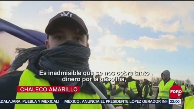 Macron Se Reunirá Con Sindicatos En Francia, Presidente, Emmanuel Macron, Crisis Social, Macron Se Reunirá Con Sindicatos