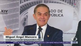 Mancera niega haber pedido ventanales blindados en Palacio del Ayuntamiento CDMX