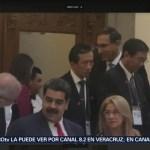 Mandatarios Toman Fotografías Durante Comida Palacio Nacional