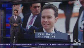 Manuel Velasco termina gobierno en Chiapas con deudas millonarias