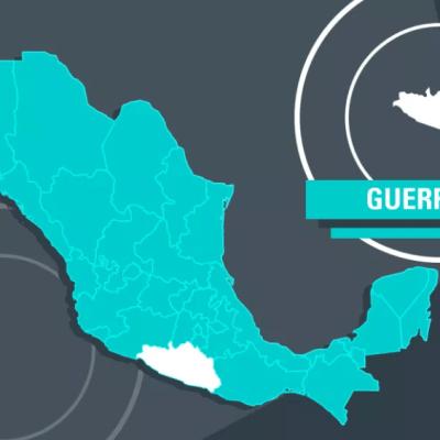 Serie de sismos sacude Guerrero en las últimas horas
