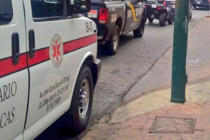Matan a un hombre dentro de estacionamiento en Santa Fe