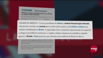 Médicos Cubanos, Brasil Y La Paparrucha Del Día