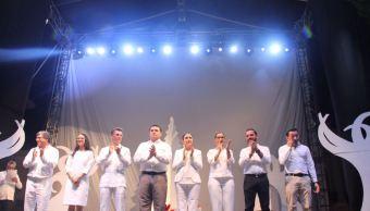 Yucatán realiza celebración de la 'Noche Blanca'