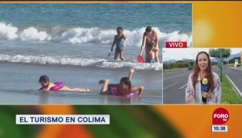 Colima reporta 100% de ocupación hotelera
