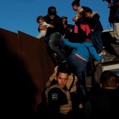 EU: Muerte de niña migrante se hubiera evitado con leyes migratorias