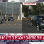 Mike Pence llega a México para asistir a toma de protesta de AMLO