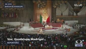 Millones de peregrinos visitan a la Guadalupana