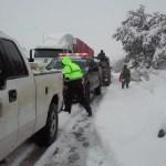 Persisten las bajas temperaturas, lluvias y nieve en México