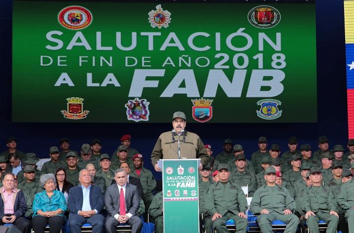 Venezuela ofrece a Colombia investigar atentado a Duque