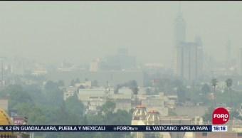 Mantiene Fase I Contingencia Ambiental Valle México