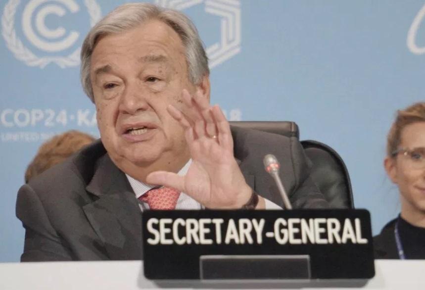 ONU pide en COP24 acción contra el cambio climático
