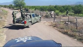 Violencia Michoacán enfrentamientos bloqueos Tierra Caliente