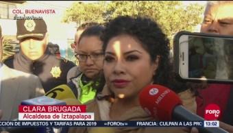 Padres de niños fallecidos en incendio de Iztapalapa, CDMX, en calidad de testigos