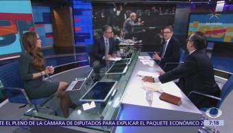 Paquete económico 2019, mesa de análisis en Despierta