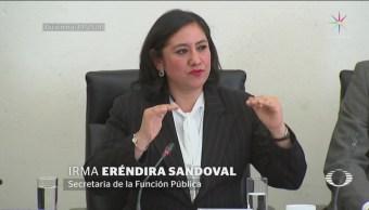 Perla Negra Fake News Irma Eréndira Sandoval