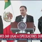PGR dará avances sobre investigación de accidente aéreo en Puebla: Durazo