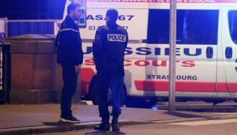 Tiroteo deja muertos en mercado de Navidad de Estrasburgo