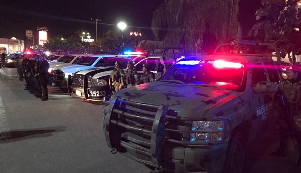 Seguridad Coahuila; llegan 750 elementos federales al estado